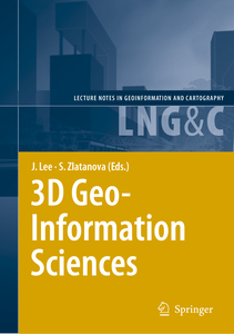 3D Geo-Information Sciences | Dodax.ch