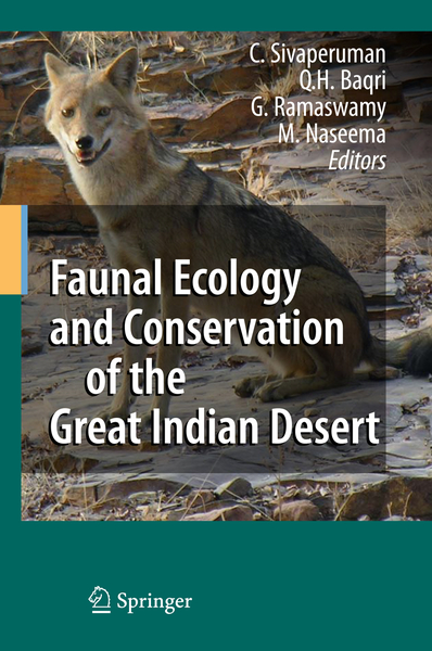 Faunal Ecology and Conservation of the Great Indian Desert | Dodax.ch