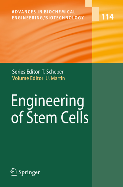 Engineering of Stem Cells | Dodax.nl