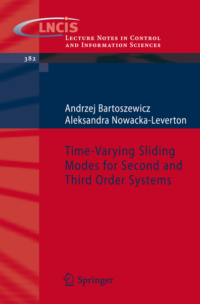 Time-Varying Sliding Modes for Second and Third Order Systems   Dodax.ch