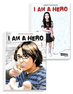 I am a Hero Doppelpack. Bd.1-2 | Dodax.at