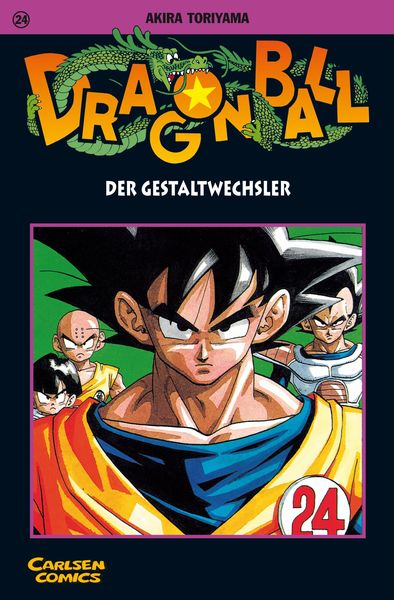 Dragon Ball 24 | Dodax.nl