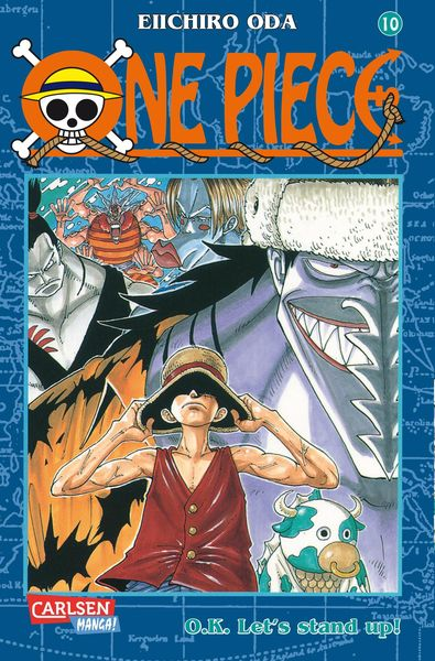 One Piece - O.K. let's stand up! | Dodax.ch