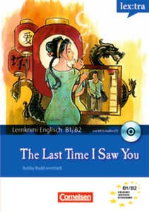The Last Time I Saw You, m. MP3-Audio-CD   Dodax.ch