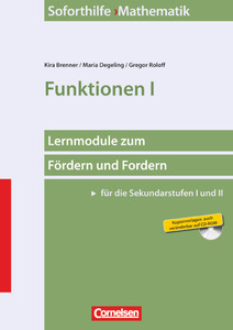 Funktionen I, m. CD-ROM | Dodax.at