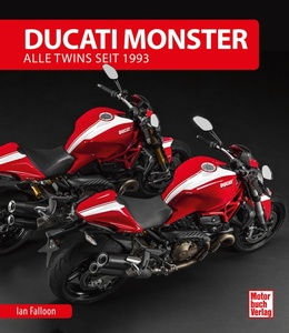 Ducati Monster | Dodax.co.uk