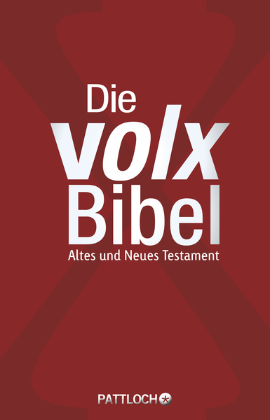 Die Volxbibel, Cover rot | Dodax.at