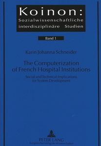 The Computerization of French Hospital Institutions | Dodax.pl