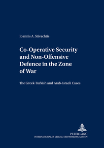 Co-Operative Security and Non-Offensive Defence in the Zone of War   Dodax.de