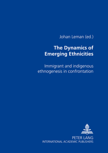 The Dynamics of Emerging Ethnicities | Dodax.pl