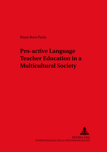 Pro-active Language Teacher Education in a Multicultural Society | Dodax.at