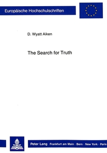 The Search for Truth | Dodax.ch