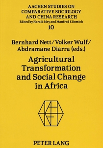 Agricultural Transformation and Social Change in Africa | Dodax.at