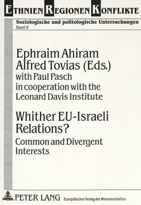 Whither EU-Israeli Relations?   Dodax.pl