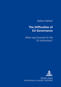 The Difficulties of EU Governance | Dodax.ch