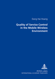 Quality of Service Control in the Mobile Wireless Environment | Dodax.nl