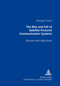 The Rise and Fall of Satellite Personal Communication Systems   Dodax.at