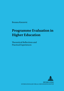 Programme Evaluation in Higher Education | Dodax.ch