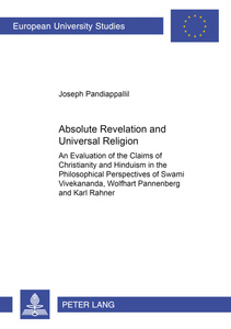 Absolute Revelation and Universal Religion | Dodax.ch