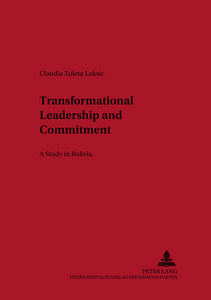 Transformational Leadership and Commitment | Dodax.ch