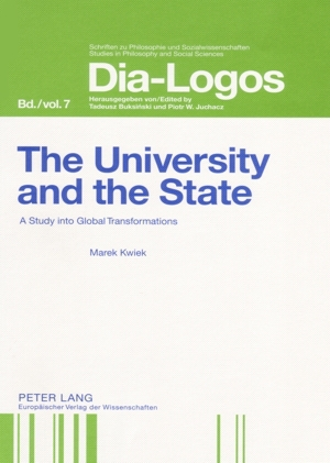 The University and the State | Dodax.ch