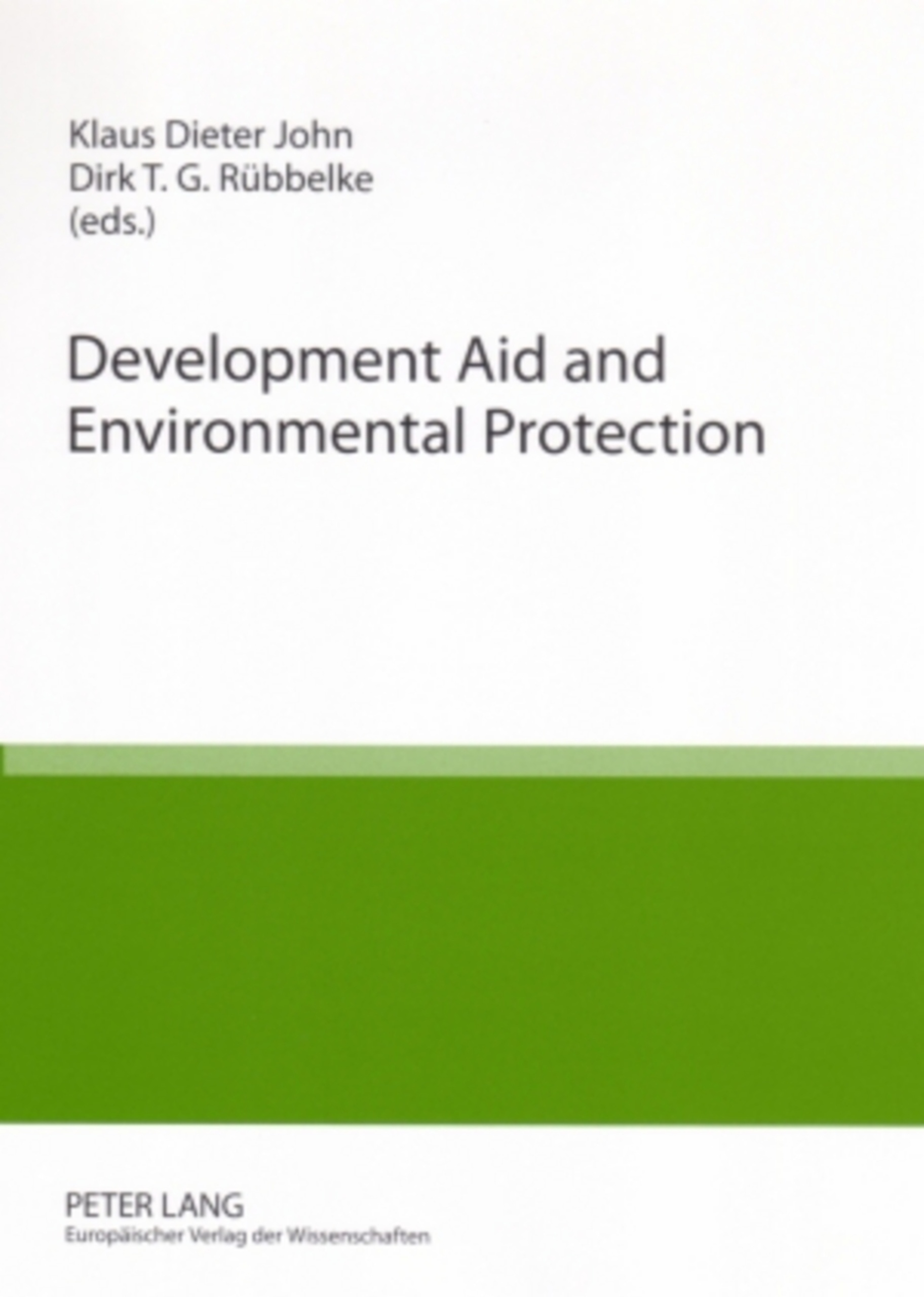 Development Aid and Environmental Protection | Dodax.at
