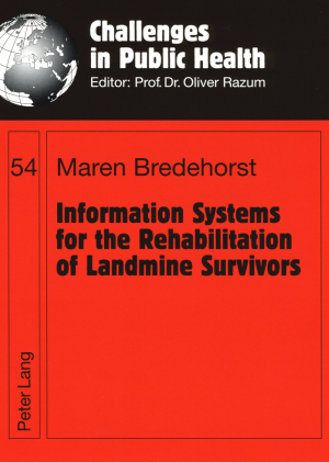 Information Systems for the Rehabilitation of Landmine Survivors | Dodax.de