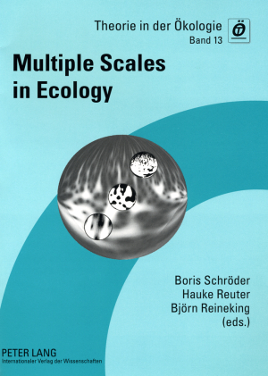 Multiple Scales in Ecology | Dodax.nl