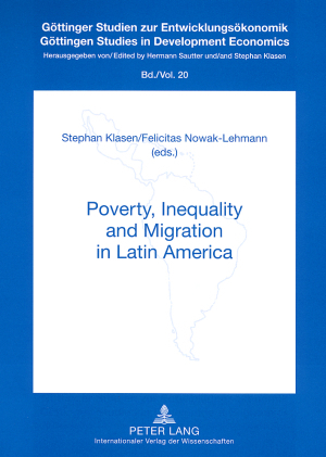Poverty, Inequality and Migration in Latin Amerika | Dodax.at