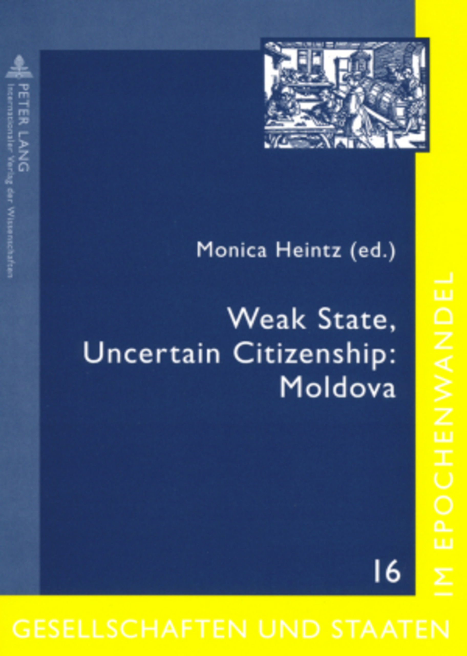 Weak State, Uncertain Citizenship: Moldova | Dodax.at