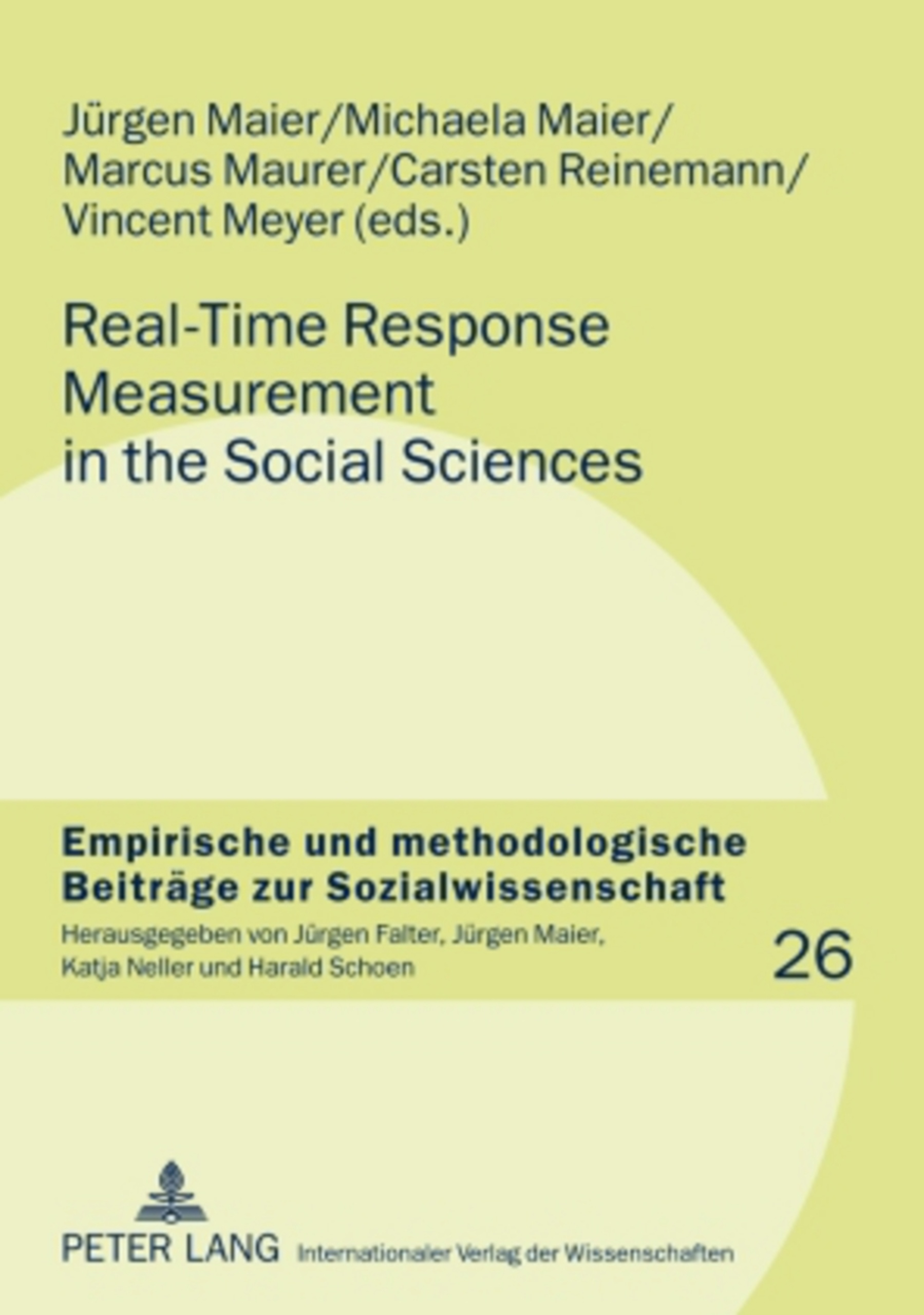 Real-Time Response Measurement in the Social Sciences | Dodax.pl