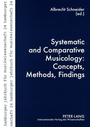 Systematic and Comparative Musicology: Concepts, Methods, Findings | Dodax.de