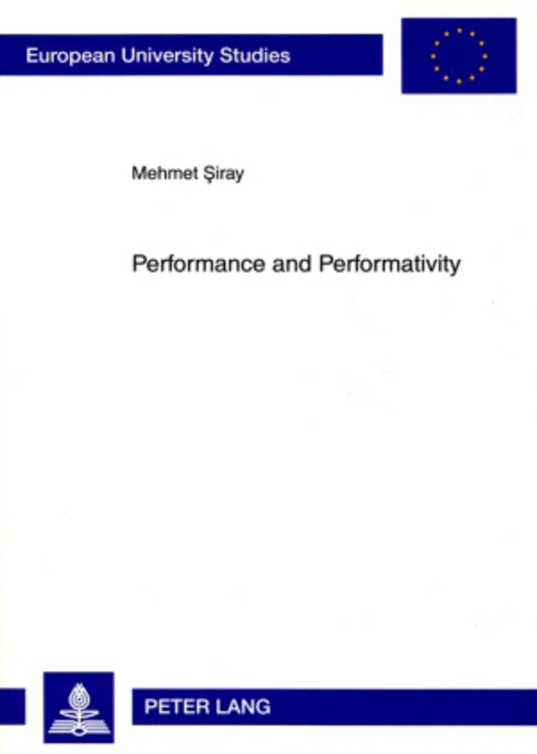 Performance and Performativity | Dodax.ch