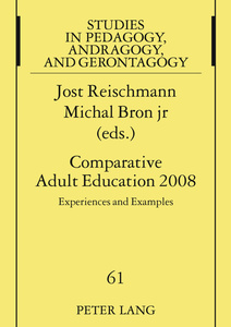 Comparative Adult Education 2008 | Dodax.de