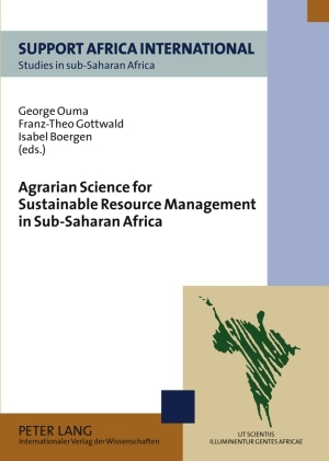 Agrarian Science for Sustainable Resource Management in Sub-Saharan Africa | Dodax.pl