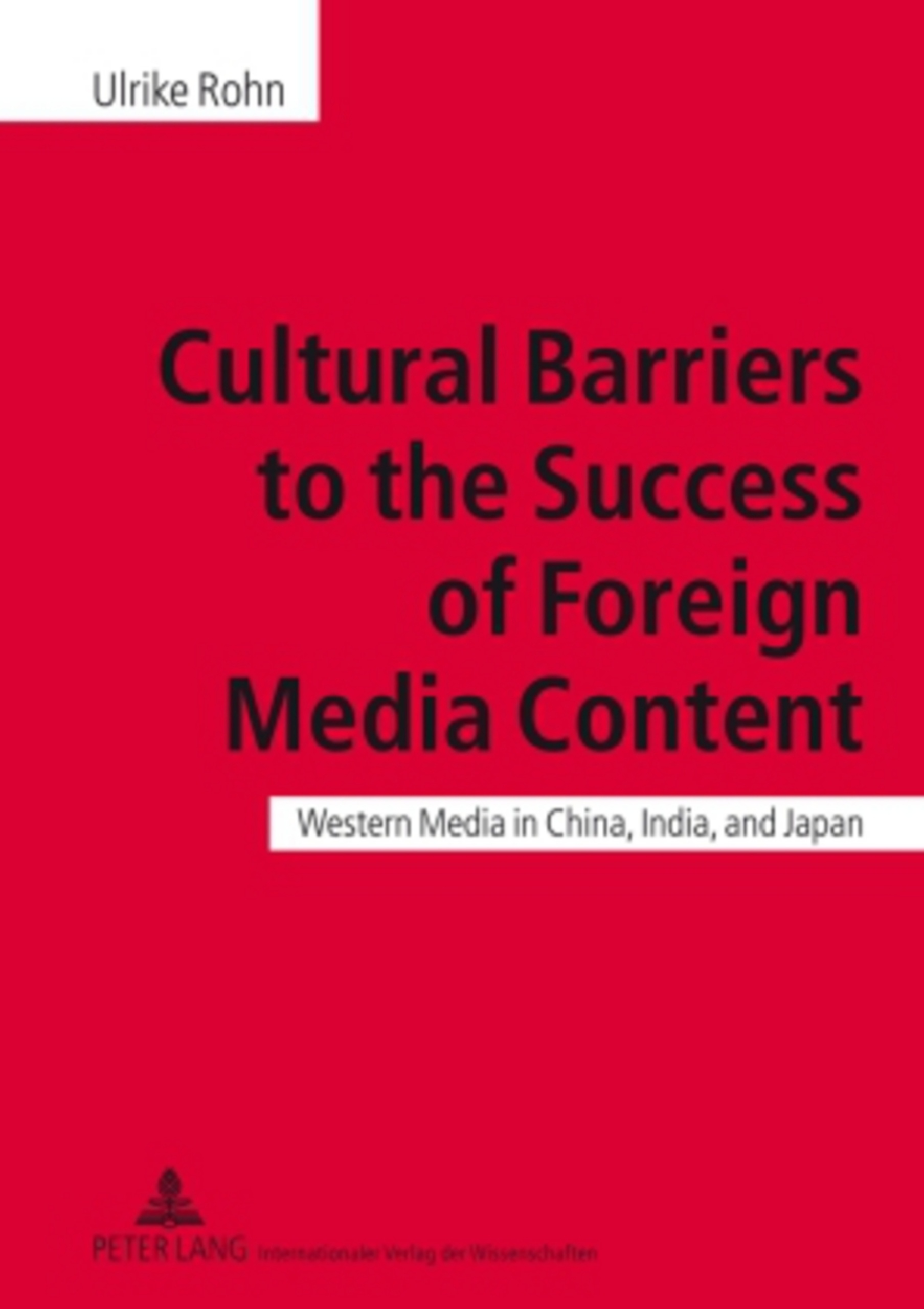 Cultural Barriers to the Success of Foreign Media Content | Dodax.de