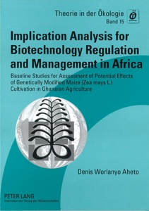 Implication Analysis for Biotechnology Regulation and Management in Africa | Dodax.ch
