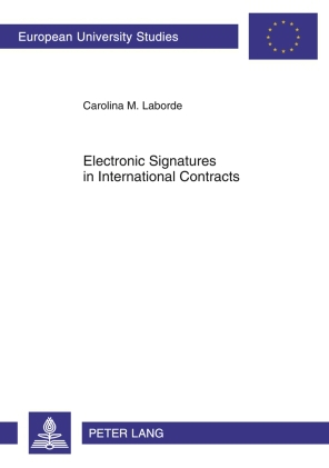 Electronic Signatures in International Contracts | Dodax.pl