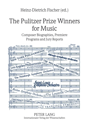 The Pulitzer Prize Winners for Music | Dodax.at