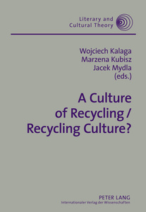 A Culture of Recycling / Recycling Culture? | Dodax.nl