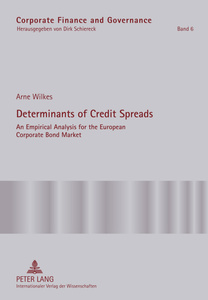 Determinants of Credit Spreads | Dodax.at