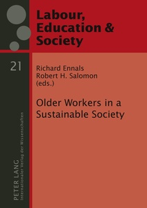 Older Workers in a Sustainable Society | Dodax.at