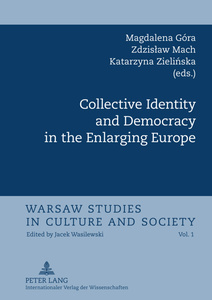 Collective Identity and Democracy in the Enlarging Europe | Dodax.co.uk