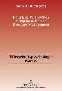 Emerging Perspectives in Japanese Human Resource Management | Dodax.at