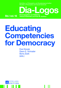 Educating Competencies for Democracy | Dodax.co.uk