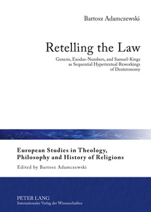 Retelling the Law | Dodax.at