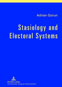 Stasiology and Electoral Systems   Dodax.de