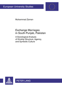 Exchange Marriages in South Punjab, Pakistan | Dodax.ch