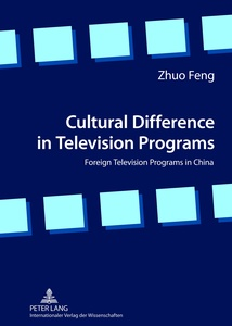 Cultural Difference in Television Programs | Dodax.at