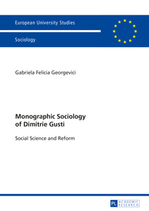 Monographic Sociology of Dimitrie Gusti | Dodax.ch